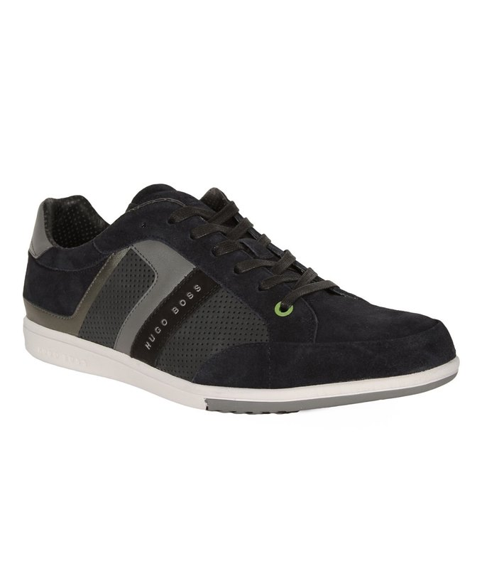נעלי בוס גרין BOSS Green Men's Eldorado Sneaker Black