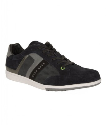 נעלי בוס גרין BOSS Green Men's Eldorado Sneaker Dark Green