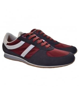 נעלי בוס אורנג' BOSS Orange Men's Adinous Sneaker Red