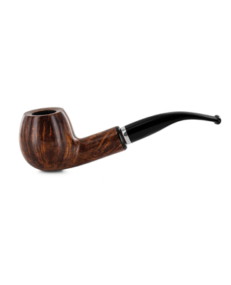 מקטרת ויאלטו 761 Smoking Pipe ALDO MORELLI Vialetto Light Brown